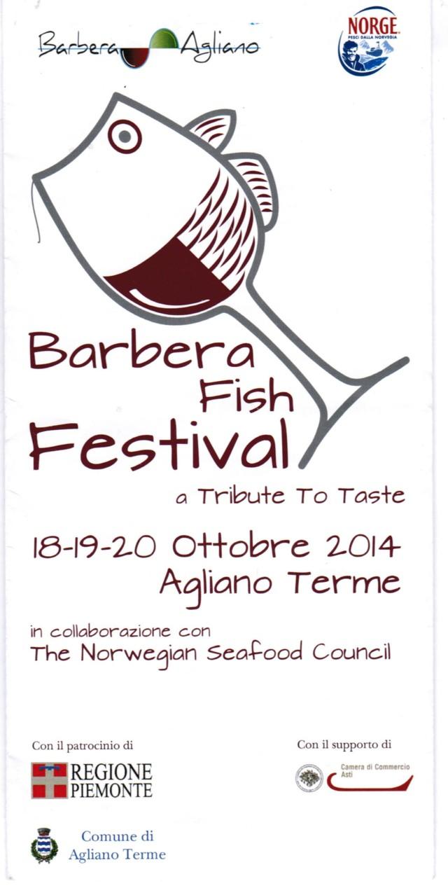 BARBERA FISH FESTIVAL