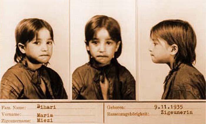 Schedatura bimba zingara (1941)
