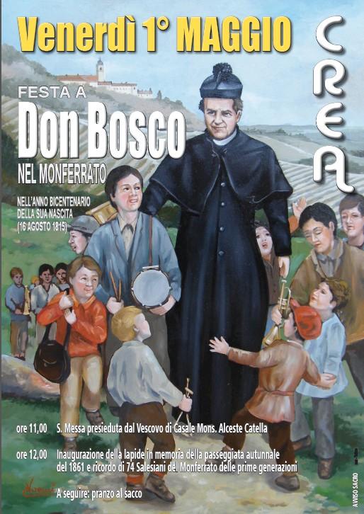 don Bosco locandina