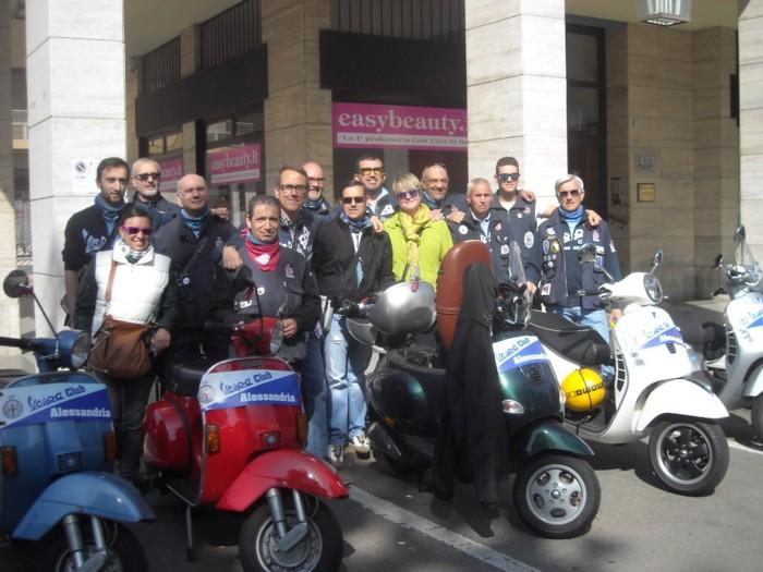VESPE (4) Club Alessandria