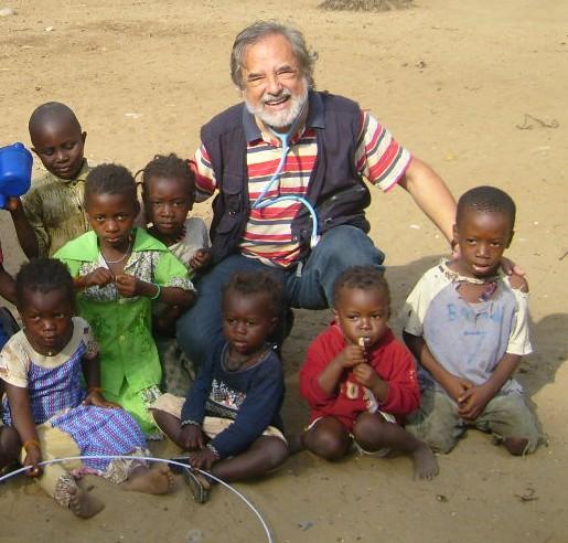 BERTOLA Guinea con i bambini